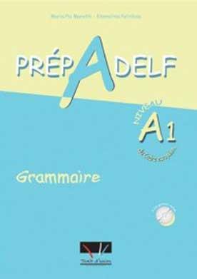 PREPADELF A1 GRAMMAIRE PROFESSEUR