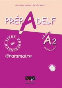 PREPADELF A2 GRAMMAIRE PROFESSEUR