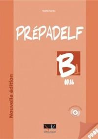 PREPADELF B1 ORAL PROFESSEUR (+ AUDIO CD) 2010