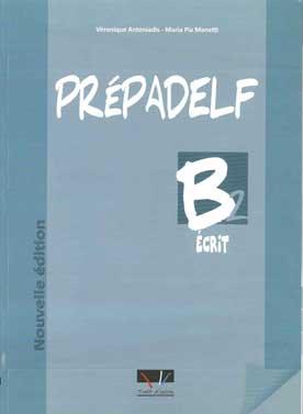 PREPADELF B2 ECRIT METHODE NOUVELLE EDITION 2011
