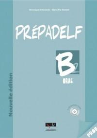 PREPADELF B2 ORAL PROFESSEUR NOUVELLE EDITION 2011