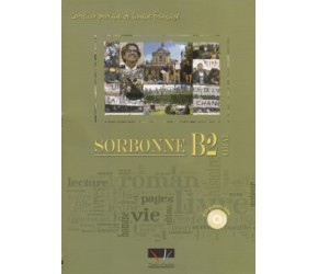 SORBONNE B2 ORAL (+ AUDIO CD (3))