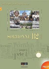 SORBONNE B2 ORAL PROFESSEUR (+ AUDIO CD (3))