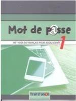 MOT DE PASSE 1 METHODE