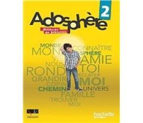 ADOSPHERE 2 A1  A2 METHODE  CAHIER ( AUDIO CD) (ΕΛΛΗΝΙΚΗ ΕΚΔΟΣΗ)