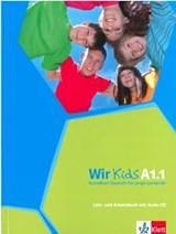 WIR KIDS A1.1 KURSBUCH & ARBEITSBUCH (+ CD)