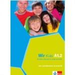 WIR KIDS A1.2 KURSBUCH & ARBEITSBUCH (+ CD)