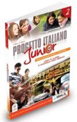 PROGETTO ITALIANO JUNIOR 2 STUDENTE (+ CD)