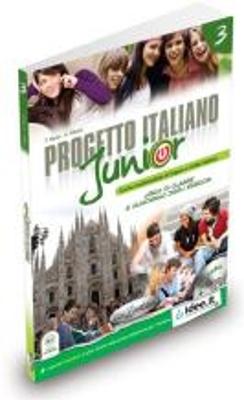 PROGETTO ITALIANO JUNIOR 3 STUDENTE (+ CD)