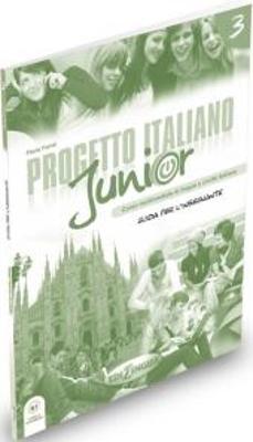PROGETTO ITALIANO JUNIOR 3 GUIDA INSEGNANTE