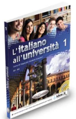 L ITALIANO ALL UNIVERSITA 1 STUDENTE (+ AUDIO CD)