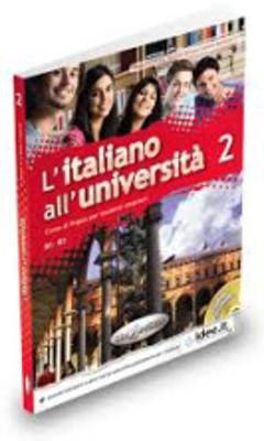 L ITALIANO ALL UNIVERSITA 2 STUDENTE (+ AUDIO CD)