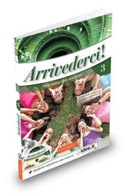 ARRIVEDERCI 3 STUDENTE ED ESERCIZI ( AUDIO CD)