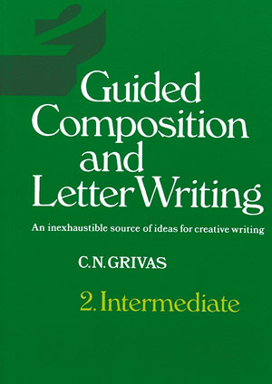 GUIDED COMPOSITION AND LETTER WRITING 2 INTERMEDIATE SB