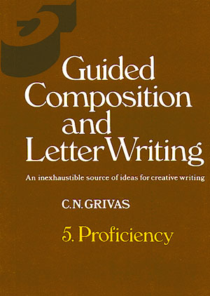 GUIDED COMPOSITION AND LETTER WRITING 5 PROFICIENCY SB