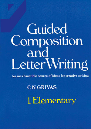GUIDED COMPOSITION AND LETTER WRITING 1 ELEMENTARY SB