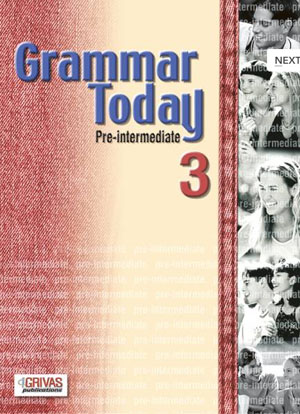 GRAMMAR TODAY 3 PRE-INTERMEDIATE SB