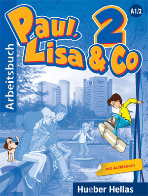 PAUL, LISA & CO 2 ARBEITSBUCH MIT AUFKLEBERN UND SPIELVORLAGEN