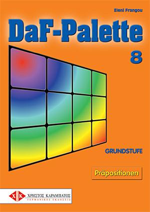 DAF-PALETTE 8 (PRAEPOSITIONEN)