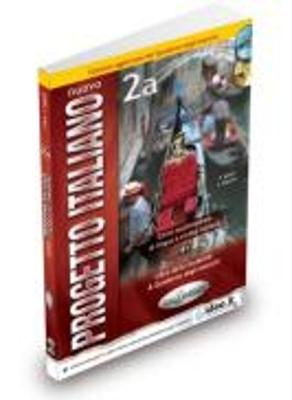 PROGETTO ITALIANO 2A STUDENTE ED ESERCIZI (+ CD) 2013 N E