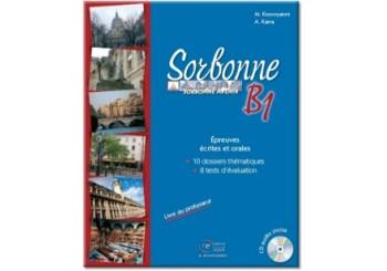 SORBONNE B1 ECRITES & ORALES PROFESSEUR