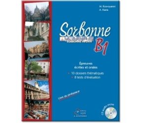 SORBONNE B1 ECRITES & ORALES METHODE