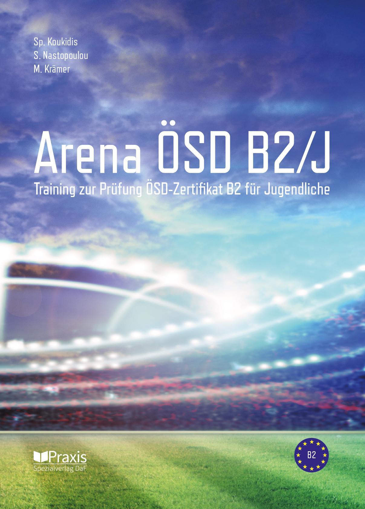 ARENA ÖSD B2 FUR JUGENDLICHE KURSBUCH