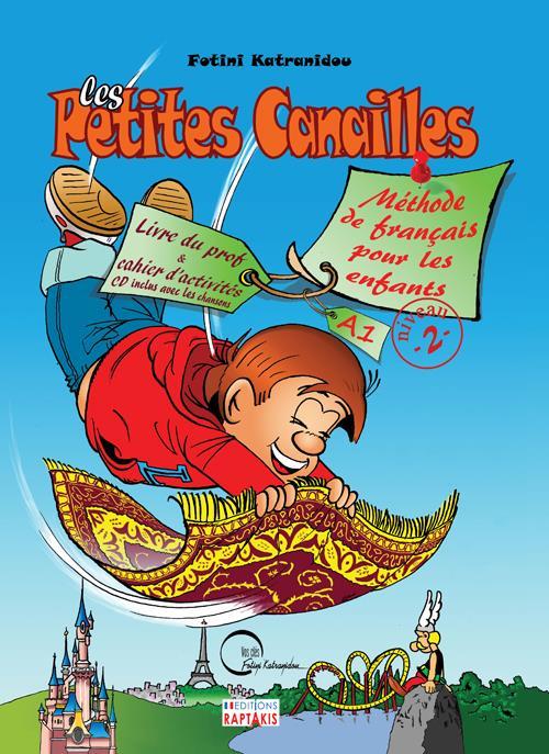 LES PETITES CANAILLES 2 PROFESSEUR