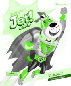 JET! JUNIOR B TCHR S TEST