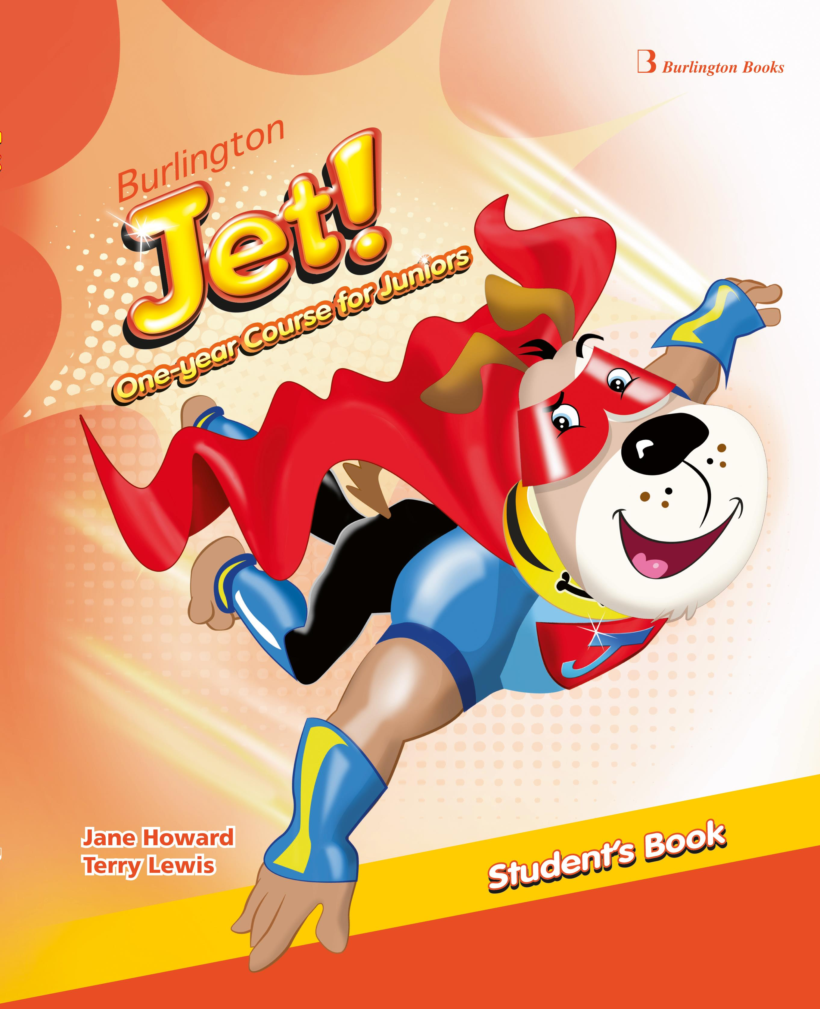 JET! ONE-YEAR COURSE SB (+ BOOKLET)