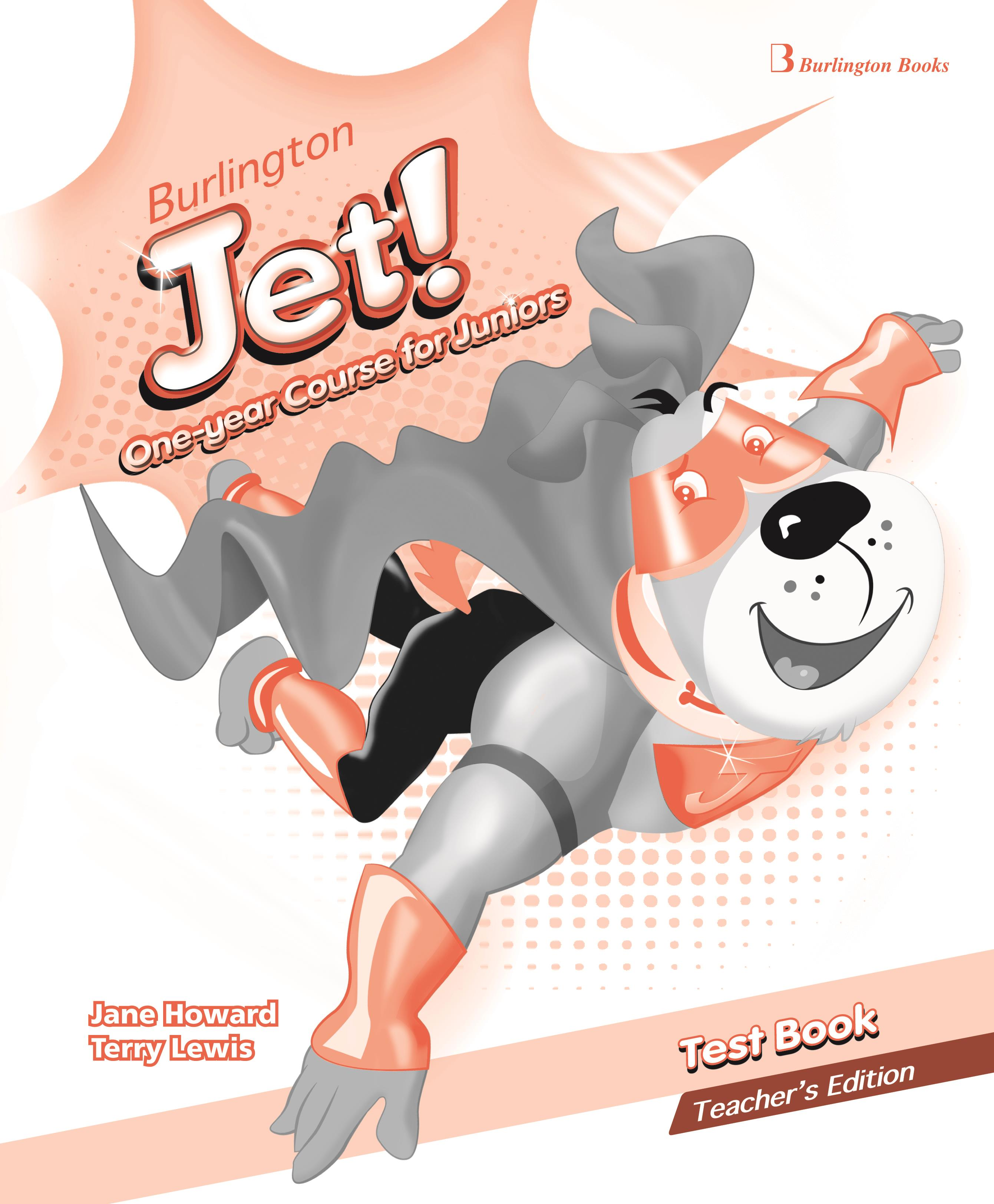 JET! ONE-YEAR COURSE TCHR S TEST