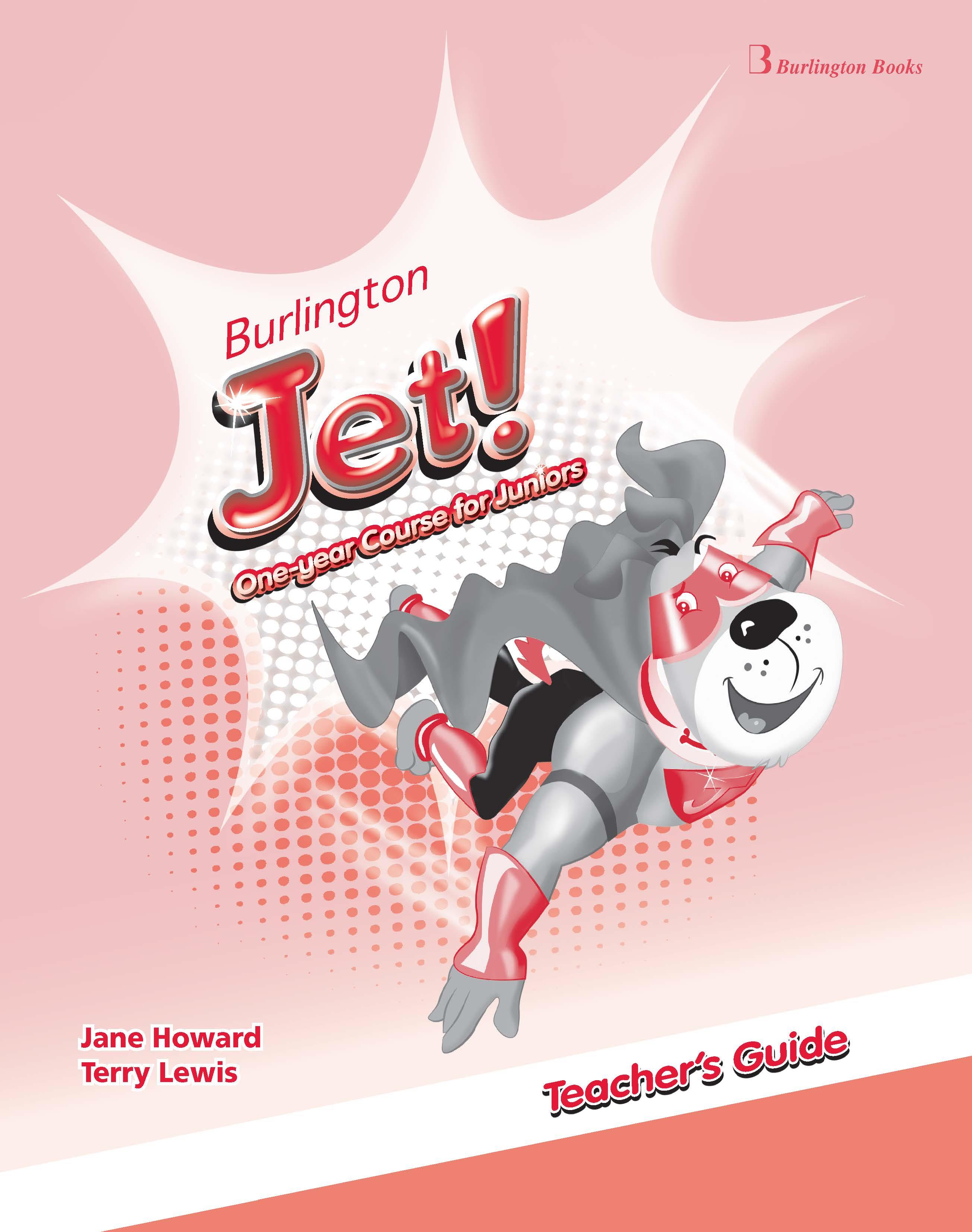 JET! ONE-YEAR COURSE TCHR S GUIDE