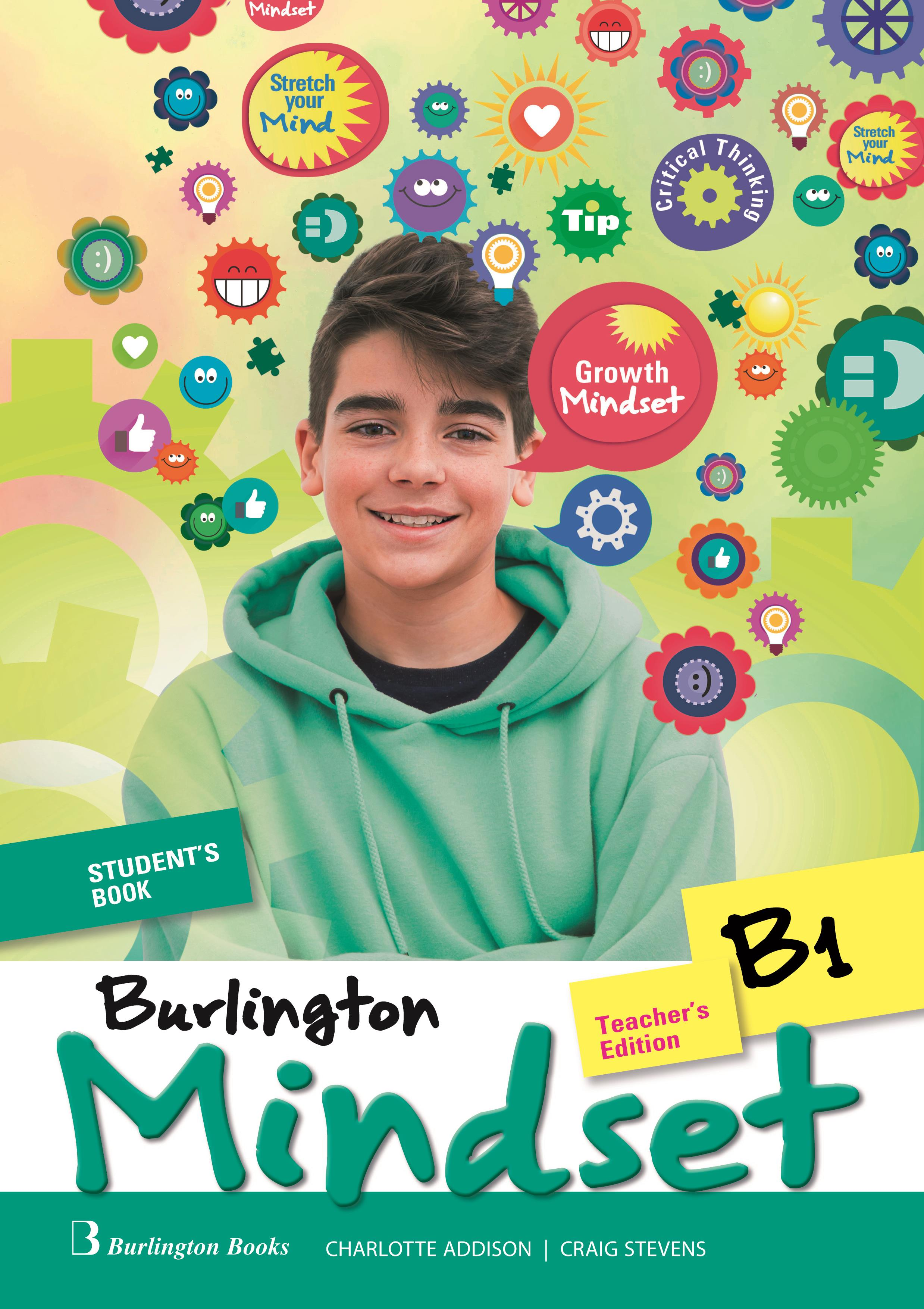 BURLINGTON MINDSET B1 TCHR S