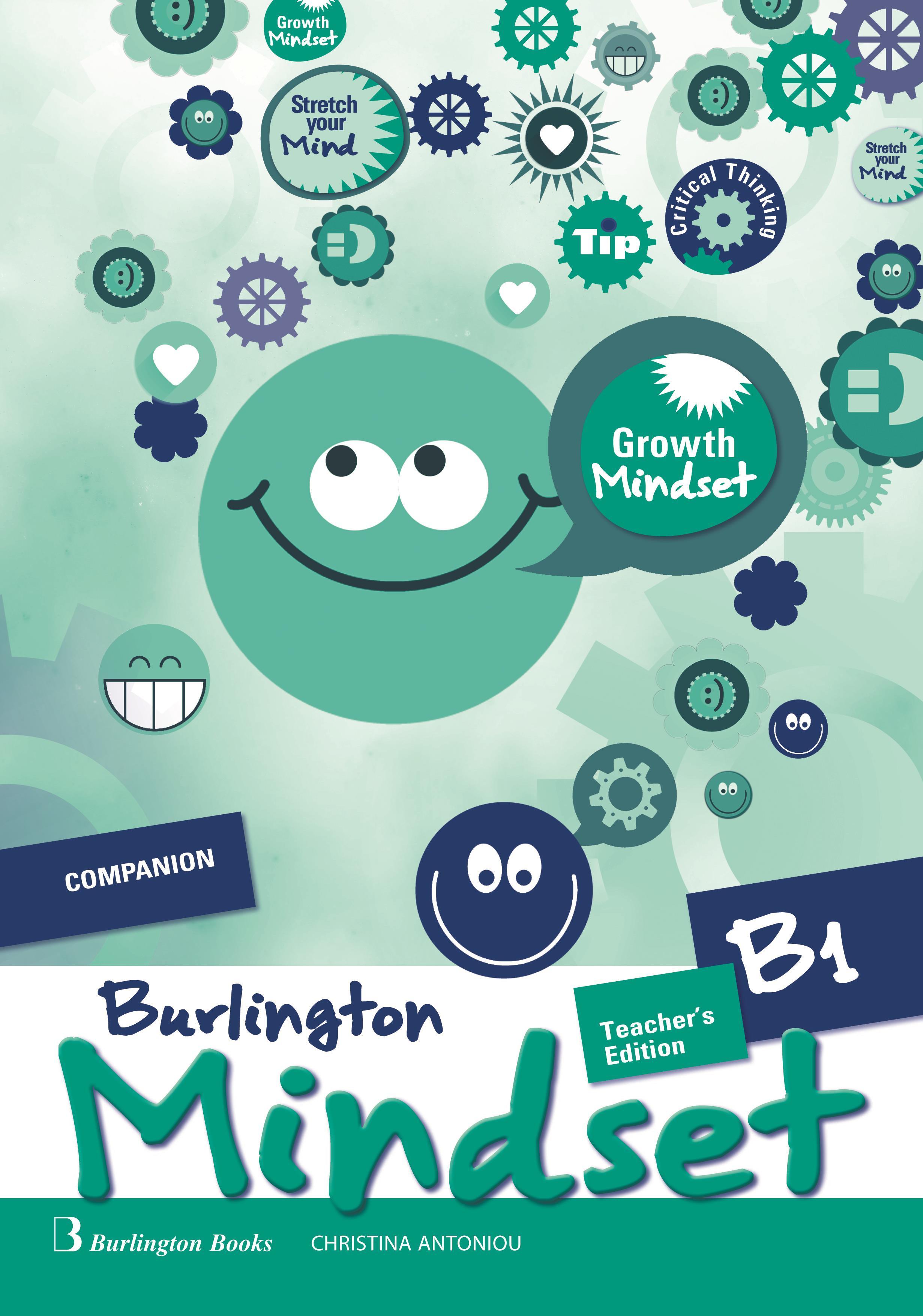 BURLINGTON MINDSET B1 TCHR S COMPANION