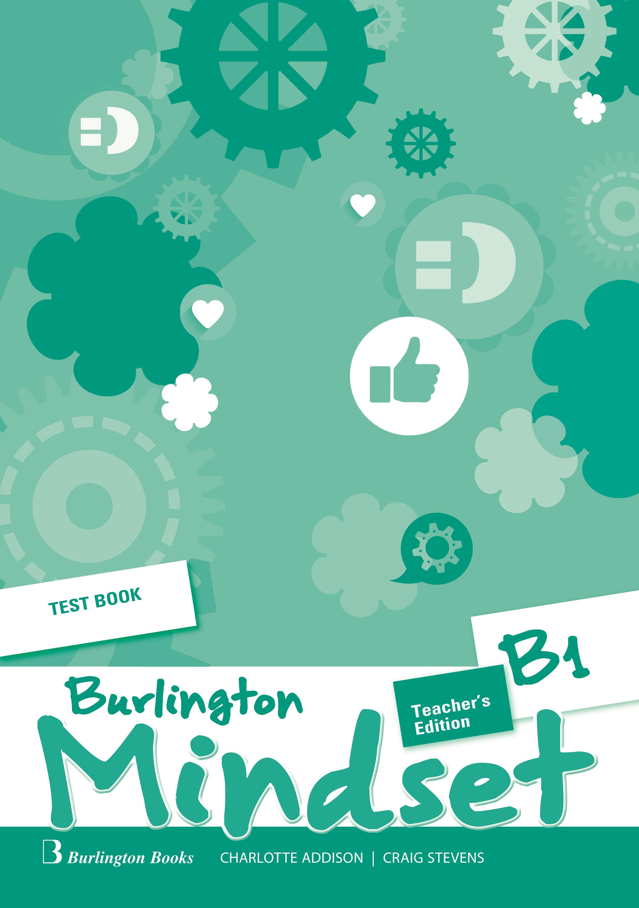 BURLINGTON MINDSET B1 TCHR S TEST