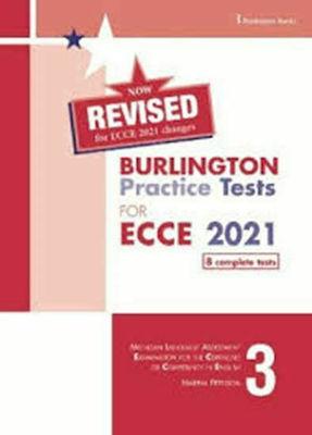 BURLINGTON PRACTICE TESTS MICHIGAN ECCE 3 SB 2021