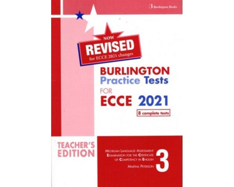 BURLINGTON PRACTICE TESTS MICHIGAN ECCE 3 TCHRS 2021