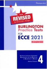BURLINGTON PRACTICE TESTS MICHIGAN ECCE 4 SB 2021