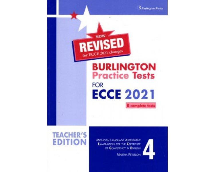 BURLINGTON PRACTICE TESTS MICHIGAN ECCE 4 TCHRS 2021