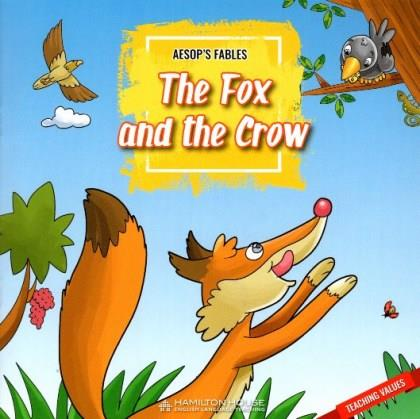 AF : THE FOX AND THE CROW (+ CD)