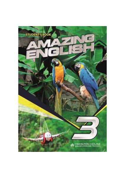 AMAZING ENGLISH 3 CD CLASS (2)