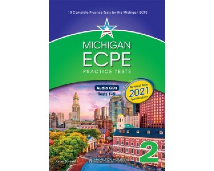 MICHIGAN ECPE PRACTICE TESTS 2 2021 FORMAT CD CLASS (10)