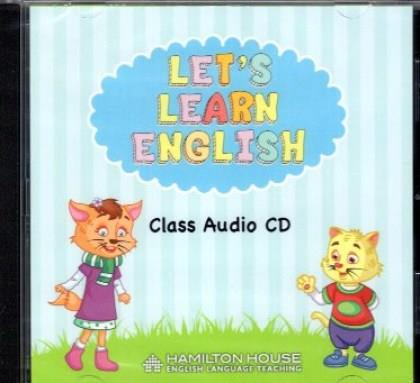 LET S LEARN ENGLISH CD CLASS