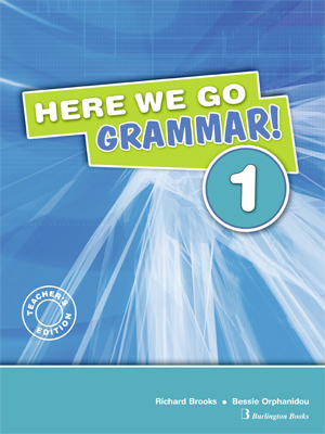 HERE WE GO 1 TCHR S GRAMMAR