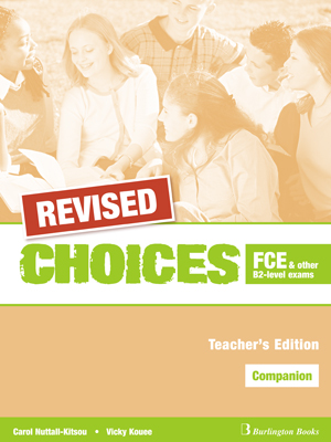 CHOICES B2 FCE TCHR S COMPANION REVISED