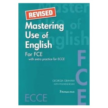 MASTERING USE OF ENGLISH FCE + ECCE TCHR S