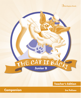 THE CAT IS BACK JUNIOR B TCHR S COMPANION