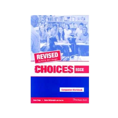 CHOICES ECCE TCHR S WB & COMPANION 2013 REVISED